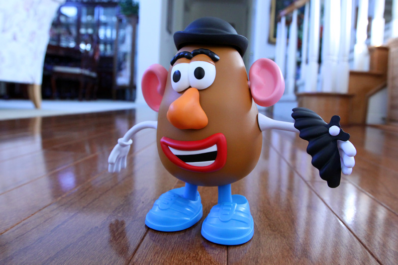 Review Thinkway Toy Story Collection Mr Potato Head