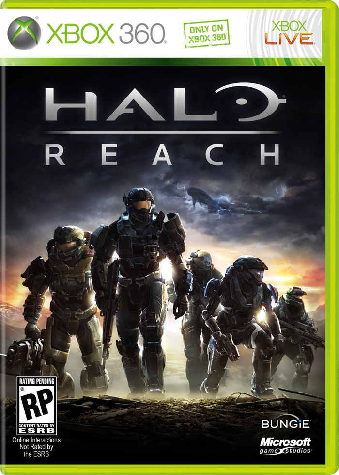 Movies/TV/Games: HALO: REACH Game Bundle Details Revealed