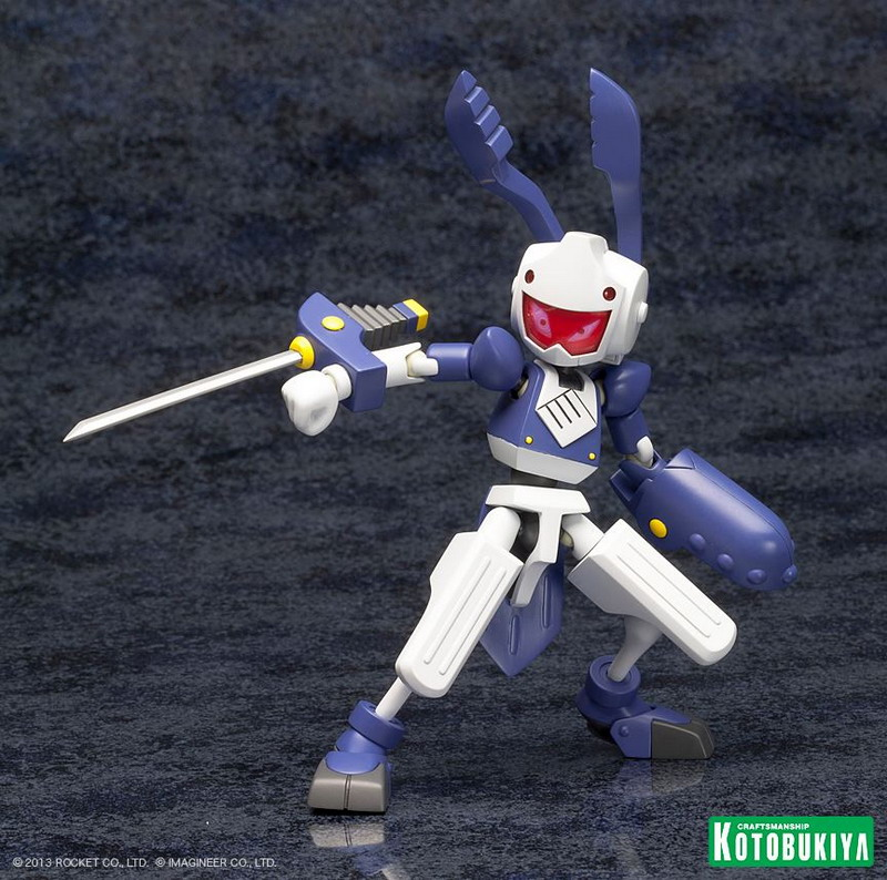 Kotobukiya: New MEDABOTS Model Kit