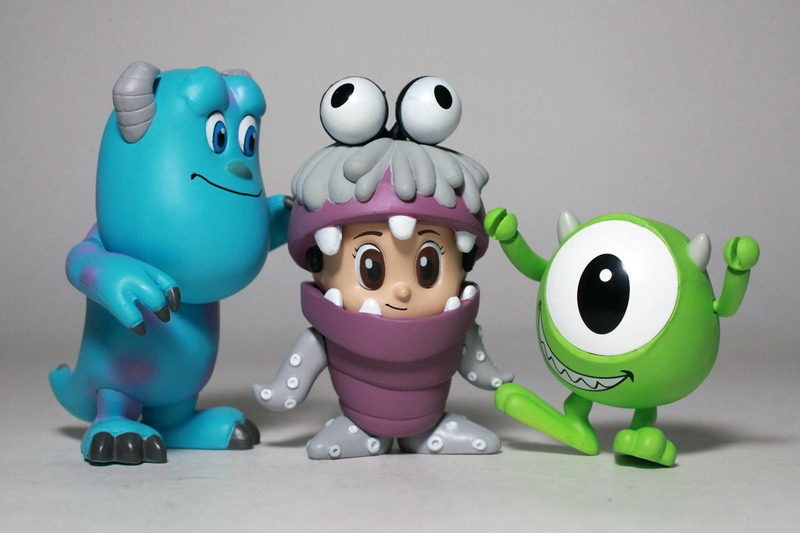 Review Review Hot Toys Monsters Inc Cosbaby Series