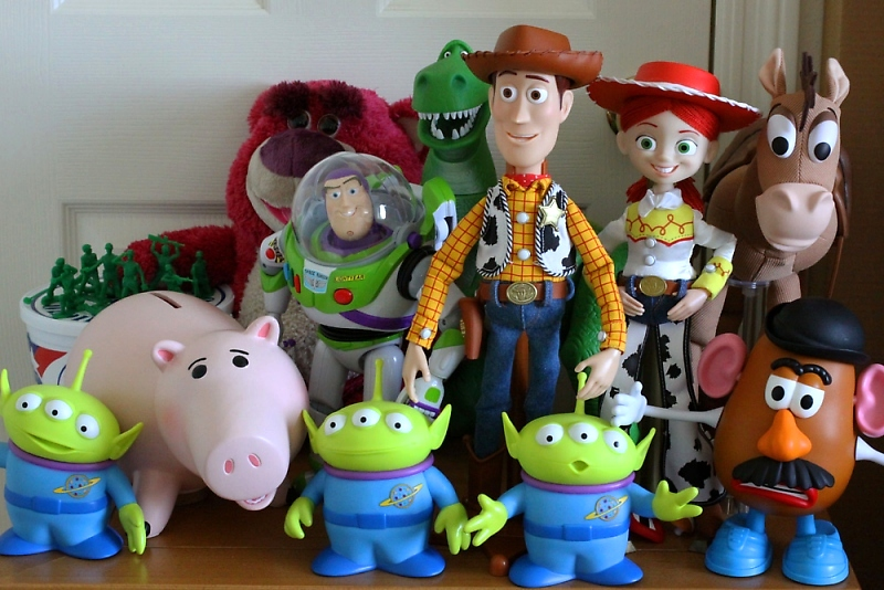 REVIEW Toy Story Collection - BULLSEYE