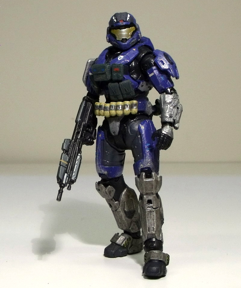 Action figure halo : Play and charge kit xbox