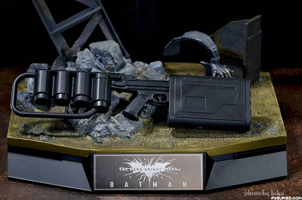 Hot Toys QS001 TDKR Batman