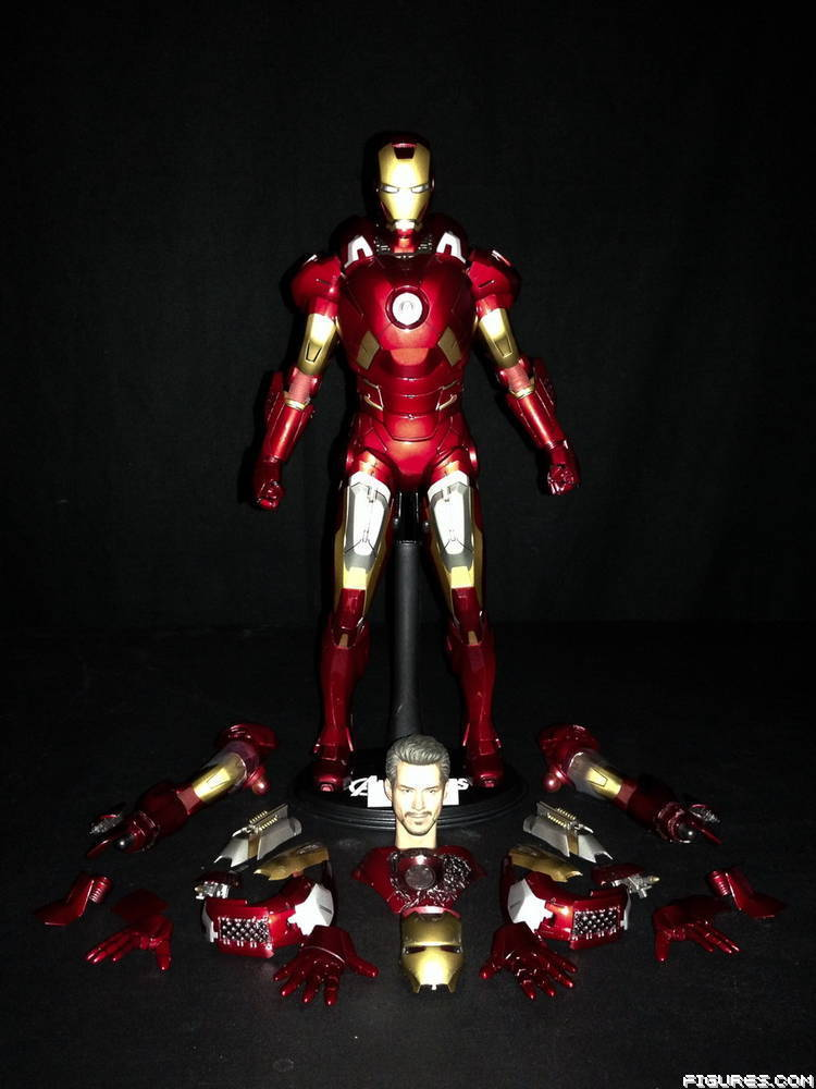 Iron Man MKVII