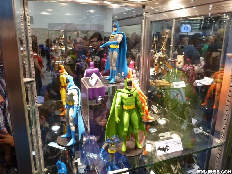 [Wondercon 2012] Stand da DC Direct Dc003