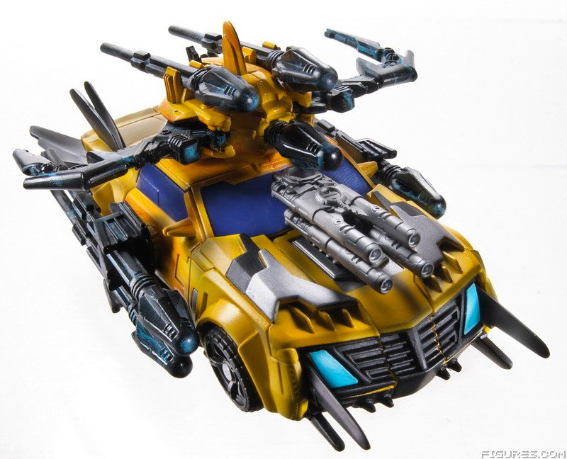 Bumblebee_Vehicle_Mode