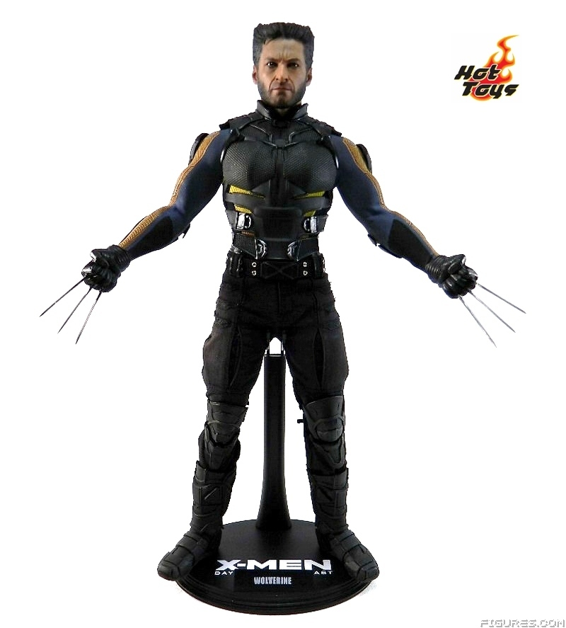 X Men Days Of Future Past Action Figures REVIEW: REVIEW: Hot To...