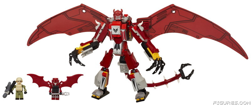 A2201_KRE-O_TRANSFORMERS_RIPCLAW_STRIKE_Set_-_Robot_Mode