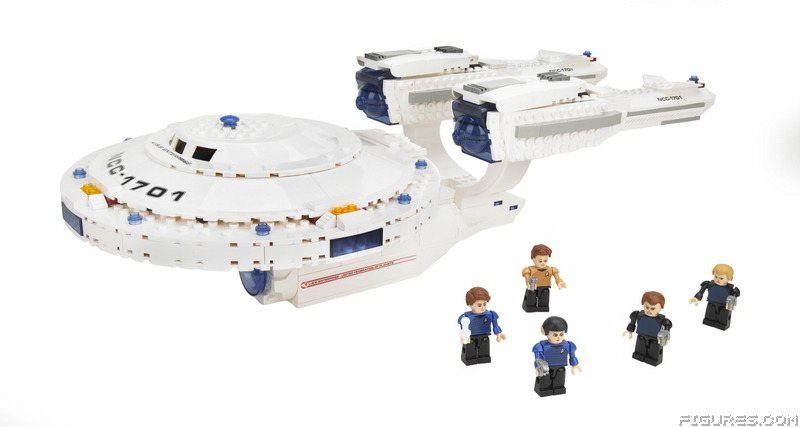 A3137_KRE-O_STAR_TREK_U_S_S_ENTERPRISE_-_wKREONS
