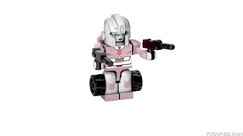 MICROCHANGER_ARCEE_Robot_Mode