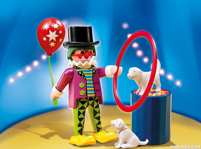 4760_-_Clown_with_Dog_Show1