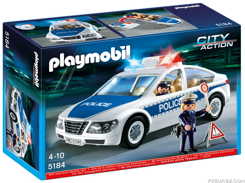 5184_-_Police_Car_with_Flashing_Light