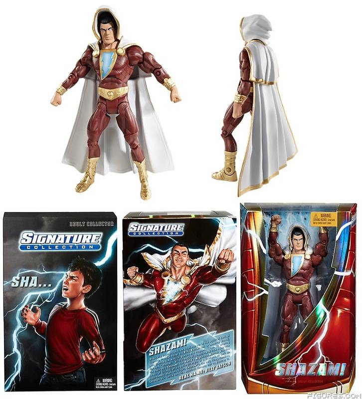 DCU Club Infinite Earths �Shazam!� New 52
