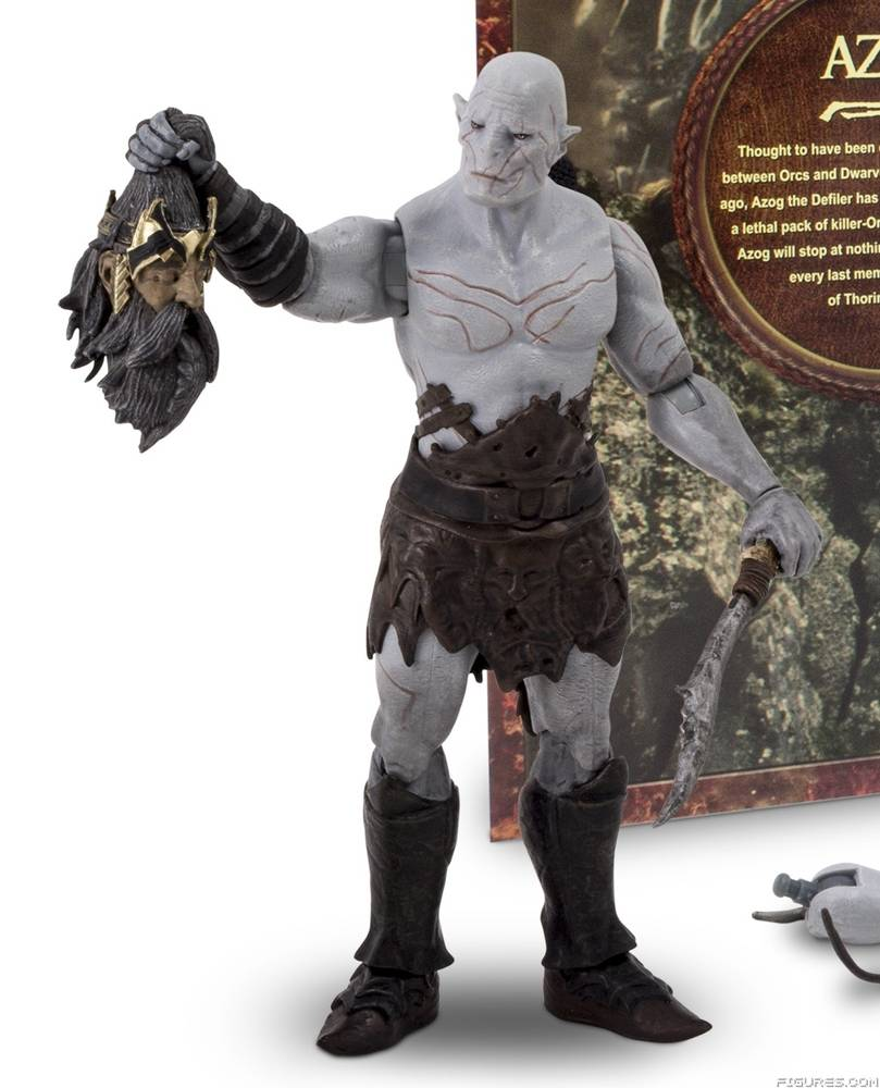 "7"" Prologue Scene Orc Commander AZOG"