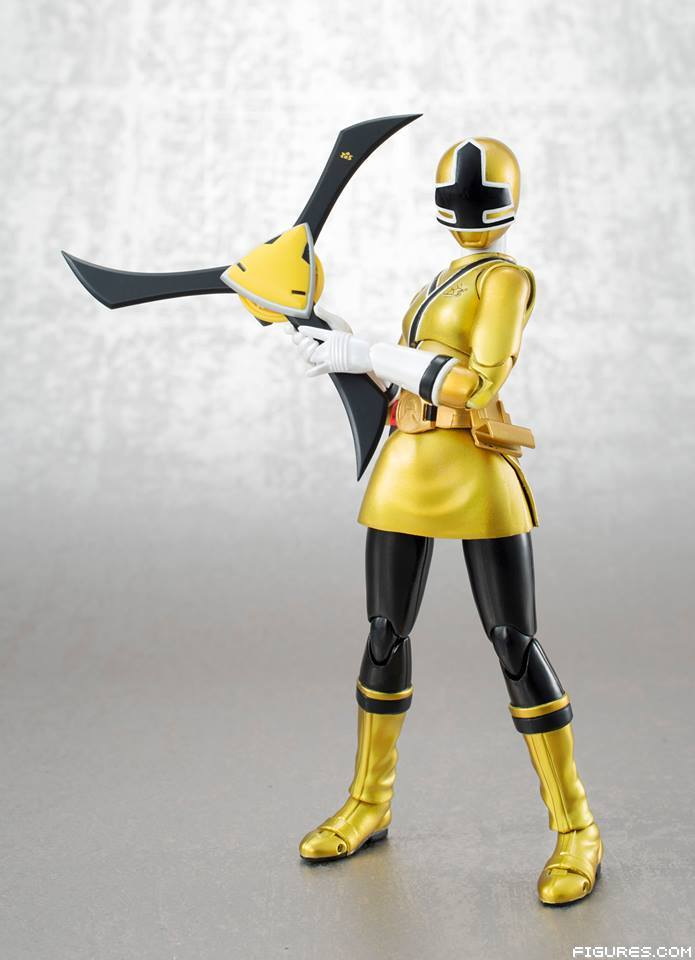 1yellowranger