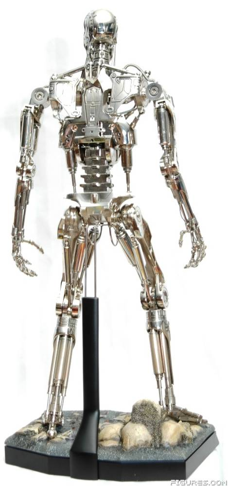 Hot Toys QS002 Endoskeleton