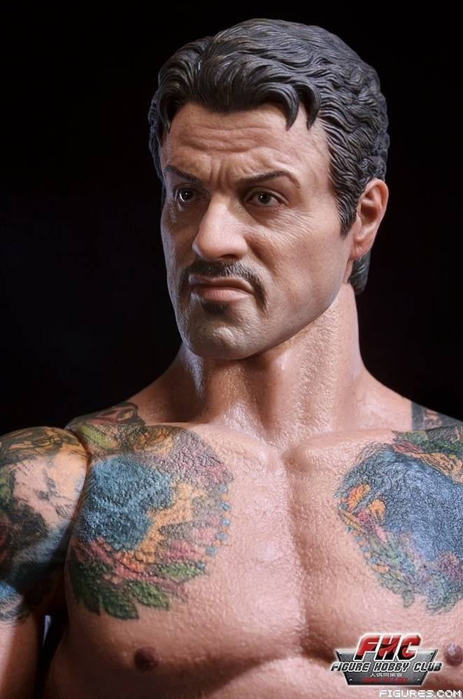 Hot Toys MMS194 Barney Ross