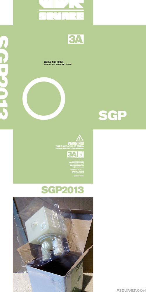 WWR GID Square + 3A SD13 Catalog