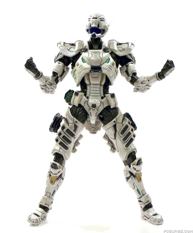 REVIEW: REVIEW: Square Enix's VANQUISH Play Arts Kai