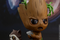 Hot Toys - AIW - Thor, Rocket & Groot Cosbaby (S) Collectible Set_PR5
