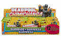 Marvel Deadpool Chimichanga Surprise with Mystery Filling (Wave 2) - in pkg