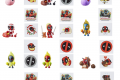 Marvel Deadpool Chimichanga Surprise with Mystery Filling (Wave 2) - oop