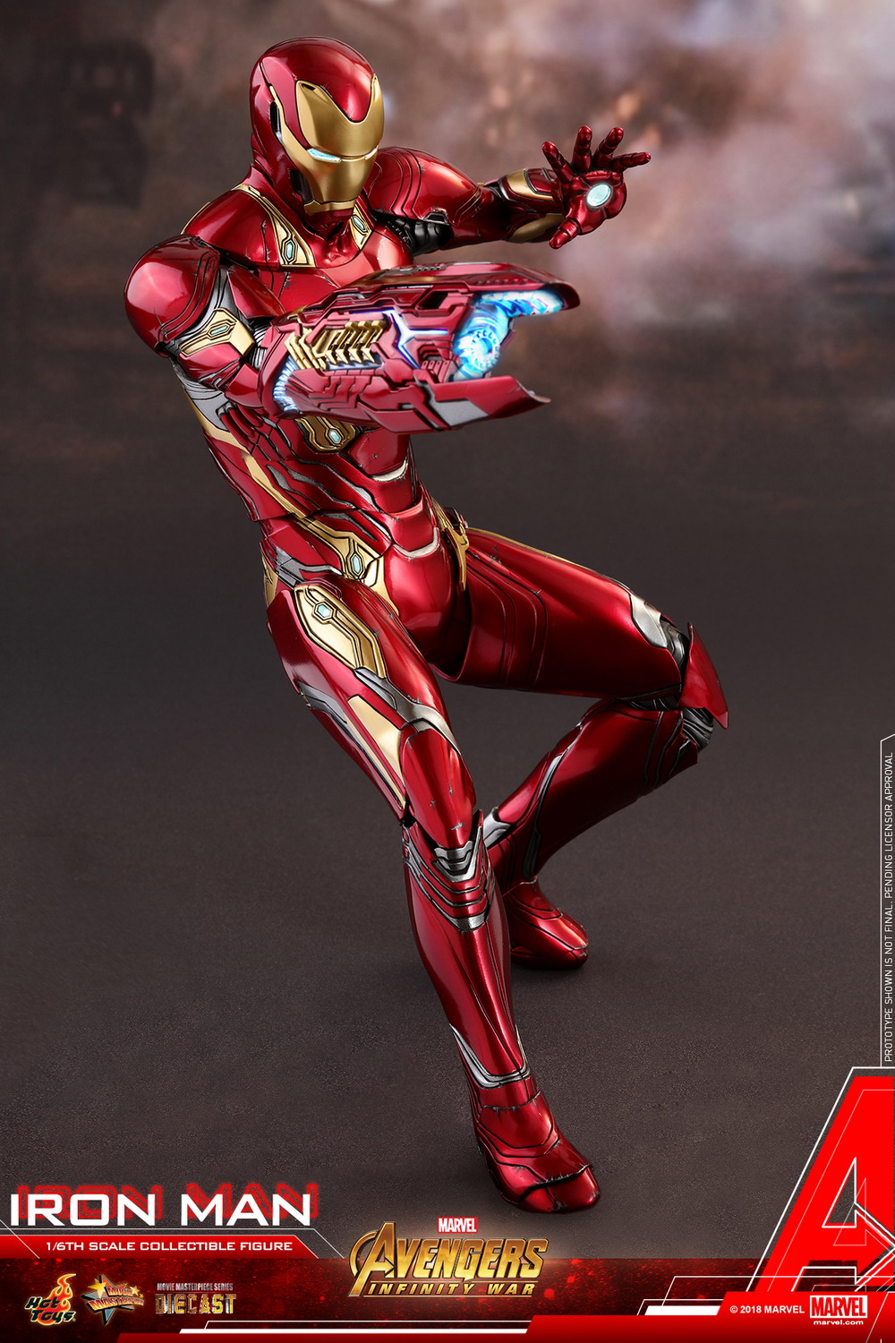 Where To Buy A Hoverboard >> Hot Toys Avengers: Infinity War 1/6th scale Iron Man | Figures.com