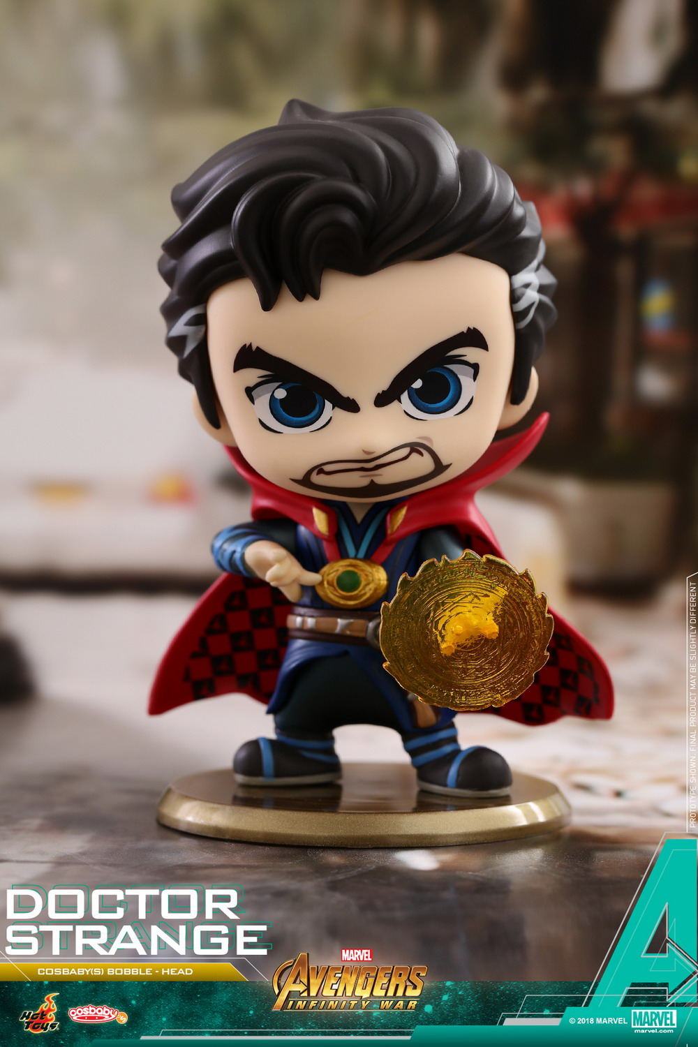 Even MORE Hot Toys Avengers: Infinity War Cosbaby Bobble ...