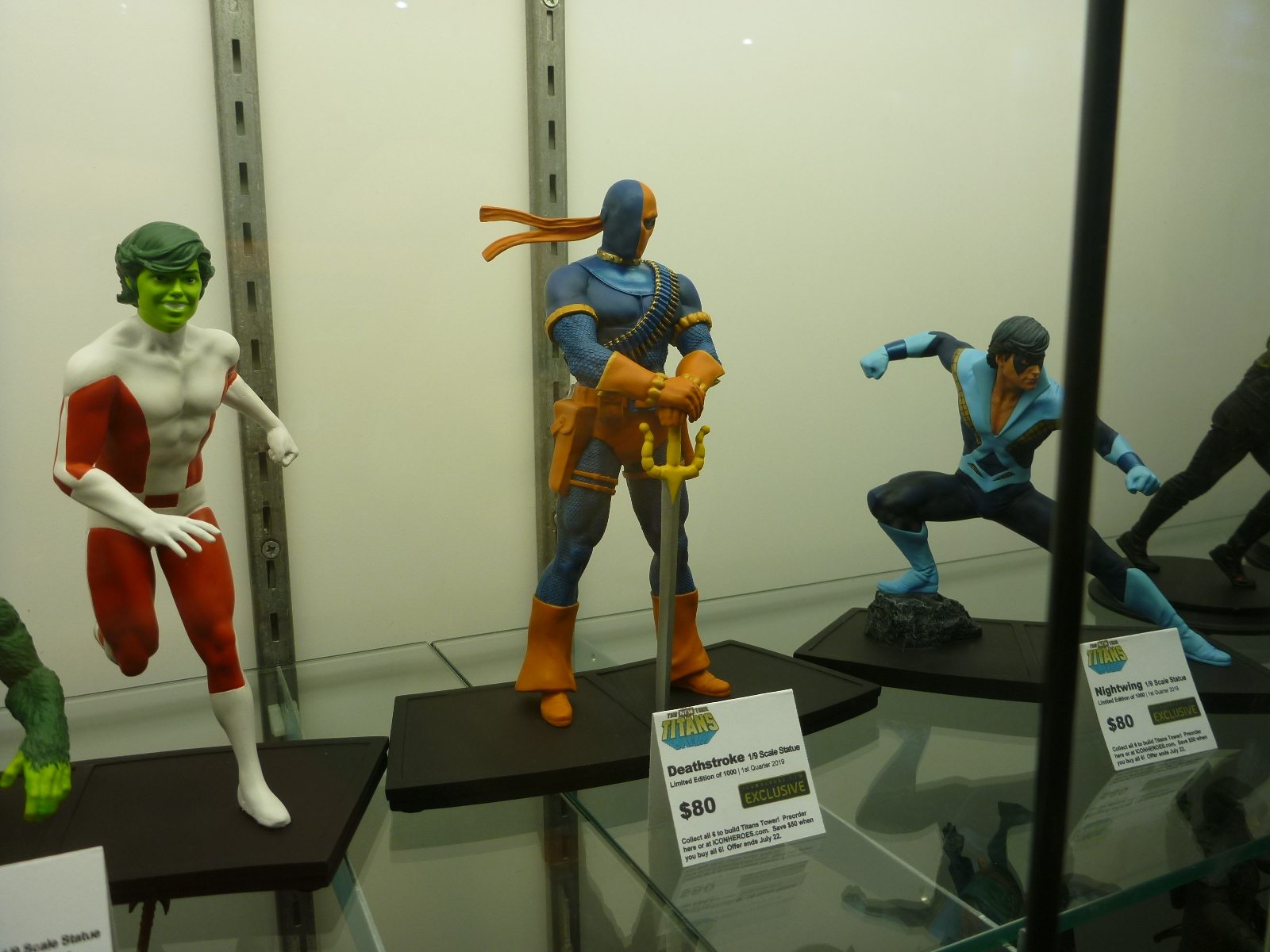 SDCC18: Icon Heroes | Figures com