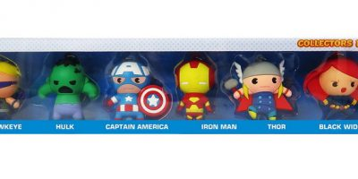 68140 Avengers 3D Foam Keyring 6PC Set Rendering-01[3] (1)
