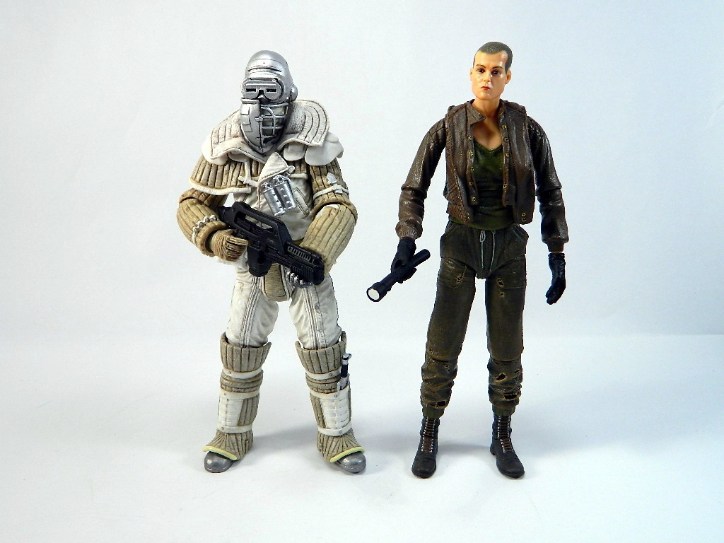 REVIEW: NECA's Aliens Series 8 Brings Out the Best In ALIEN