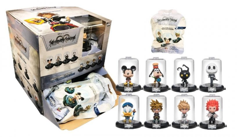 New Kingdom Hearts Domez Figures Com