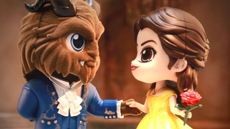 Beauty And The Beast Collectibles >> Hot Toys Announces Beauty And The Beast Collectibles Figures Com