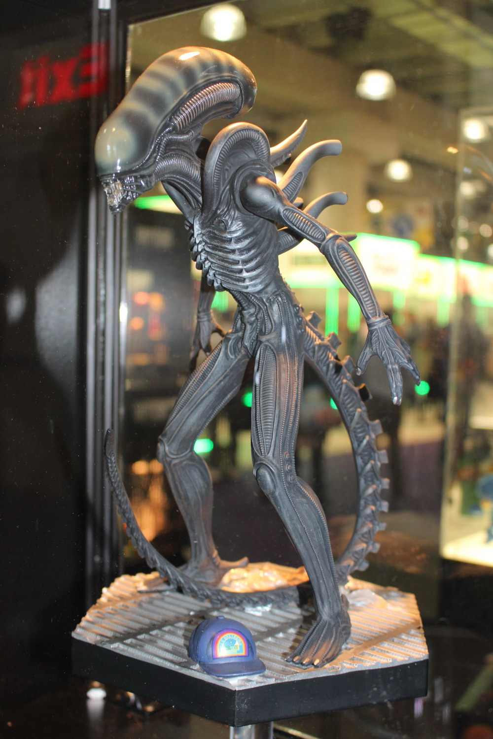 tf2017 eaglemoss alien and predator figure collection