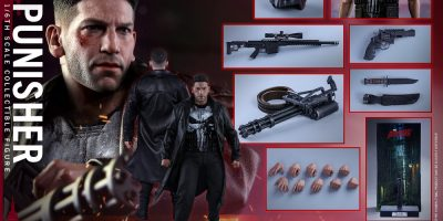 Hot Toys - Daredevil - Punisher Collectible Figure_PR26