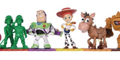 TOY STORY MEA-001 MINI EGG ATTACK SERIES PX 6PC SET (Net)