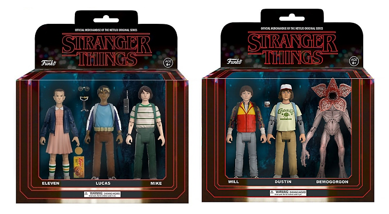 Image result for stranger things aCTION FIGURES