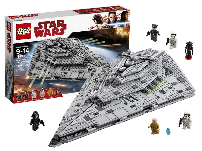 FORCE FRIDAY II REVEAL: Star Wars The Last Jedi LEGO Sets ...