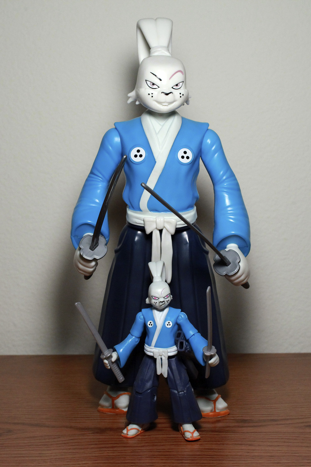 Review Playmates Toys Tmnt 11 Xl Samurai Usagi Yojimbo Figures Com