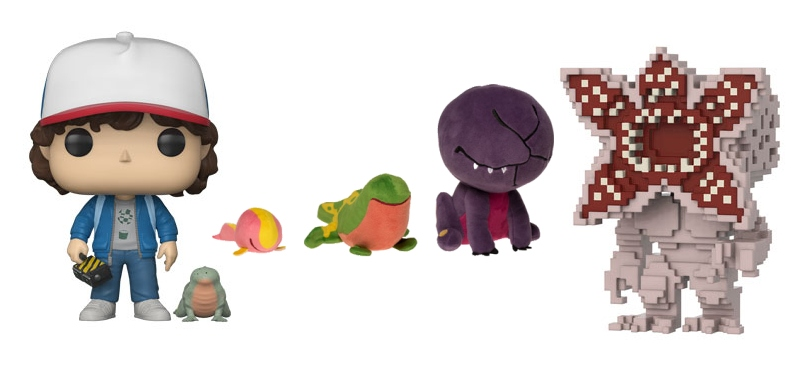 New Funko Stranger Things Season 2 Pop And Plush