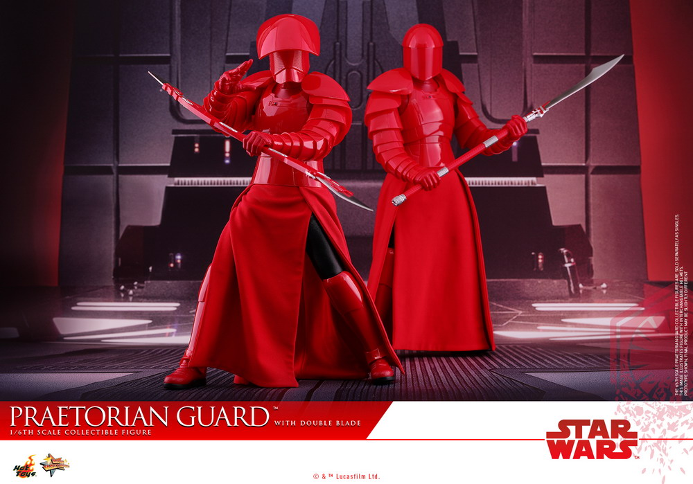 Hot Toys - SWTLJ - Praetorian Guard (with Double Blade) collectible figure_PR10