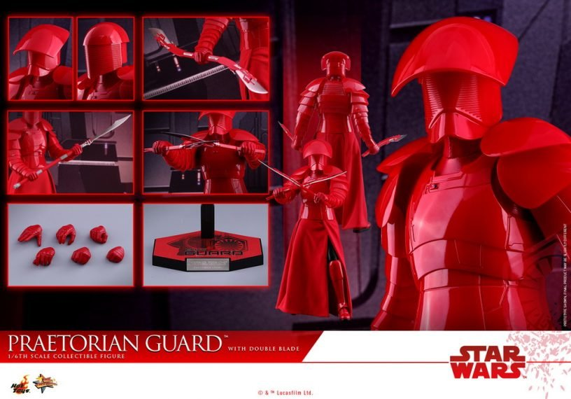 Hot Toys - SWTLJ - Praetorian Guard (with Double Blade) collectible figure_PR15