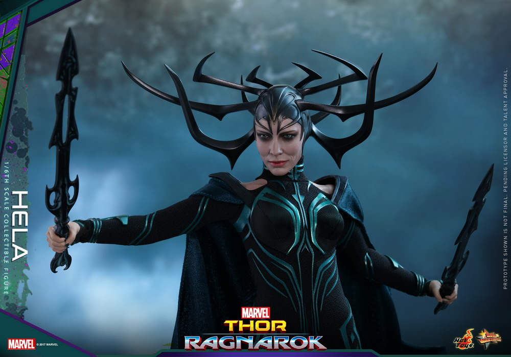 Hot Toys - Thor 3 - Hela collectible figure_PR21