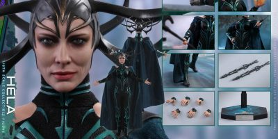 Hot Toys - Thor 3 - Hela collectible figure_PR29