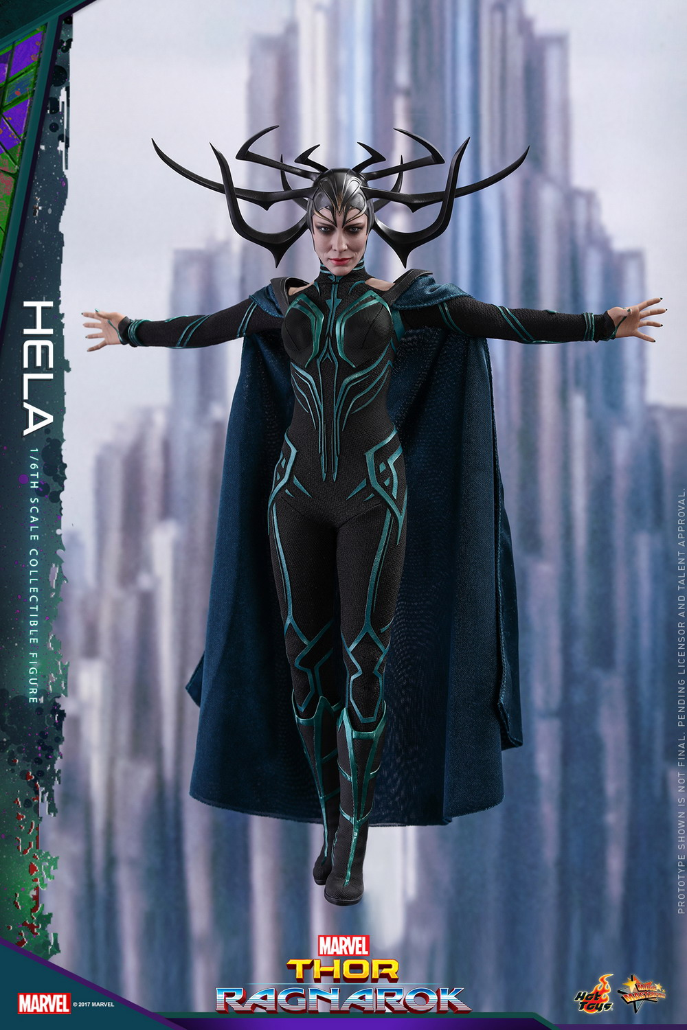 Hot Toys - Thor 3 - Hela collectible figure_PR6
