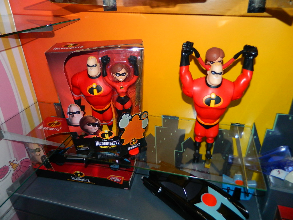 The Incredibles Toys : Nytf jakks pacific takes on incredibles harry potter
