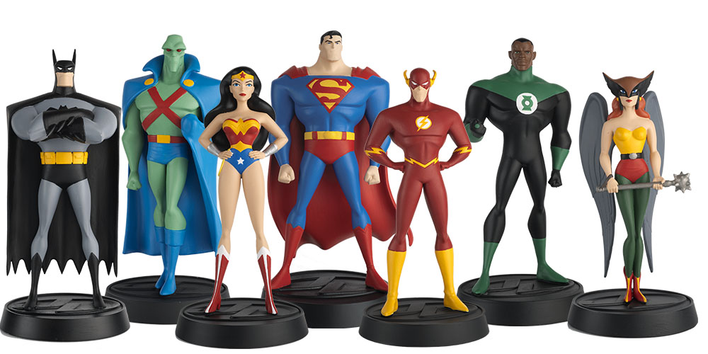 justice league of america toys action figures and - 1000×500