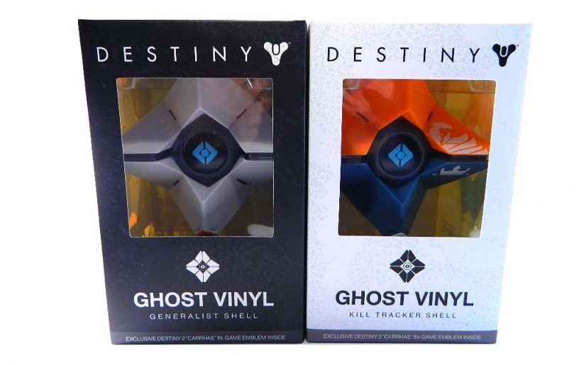 REVIEW: The Coop DESTINY Vinyl Ghosts – Generalist and Kill
