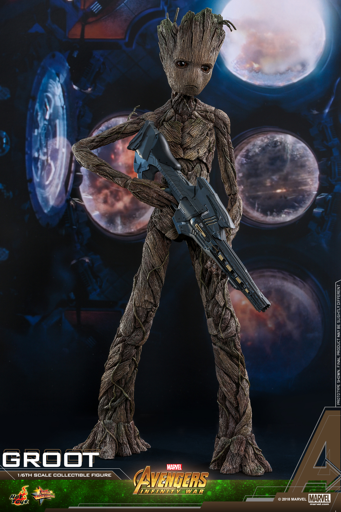 Hot Toys - AIW - Groot collectible figure_PR2