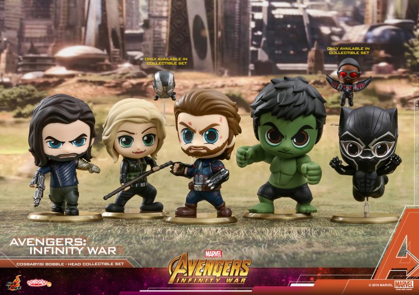 Hot Toys - Avengers - Infinity War Cosbaby (S) Collectible Set_PR1